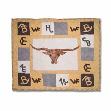 <strong>Patch Magic</strong> Brand Steer Standard Pillow Sham