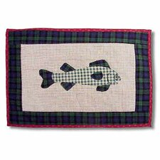 Cabin Fish Placemat (Set of 4)