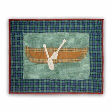 Cabin Canoe Pillow Sham