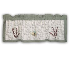 Dinosaur Cotton Curtain Valance