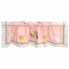 "Fairy Tale Princess 54"" Curtain Valance"