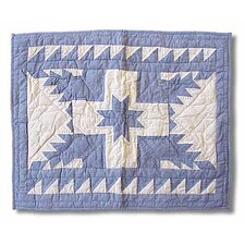 Feathered Star Pillow Sham