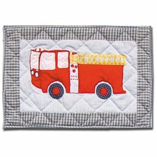 Fire Truck Placemat (Set of 4)