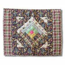 <strong>Patch Magic</strong> Garden Path Standard Pillow Sham