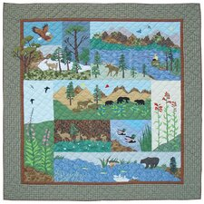<strong>Patch Magic</strong> Natures Splendor Quilt