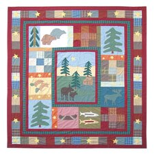 <strong>Patch Magic</strong> Northwood Star Quilt