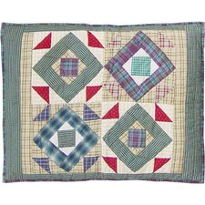 Square Diamond Standard Pillow Sham