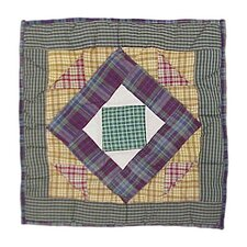 Square Diamond Toss Pillow