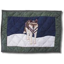 Wolf Placemat (Set of 4)