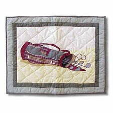 Golf Pillow Sham