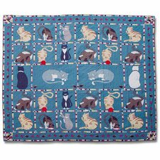 Kitty Cats Full / Queen Quilt