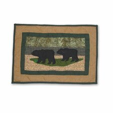 <strong>Patch Magic</strong> Lodge Fever Placemat (Set of 4)