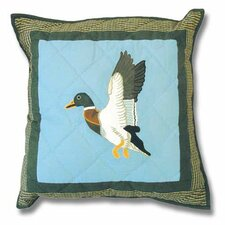 Mallard Toss Pillow