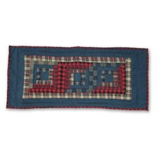 <strong>Patch Magic</strong> Cabin Table Runner