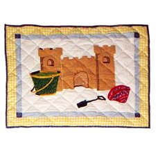 Summer Fun - Castle Standard Pillow Sham