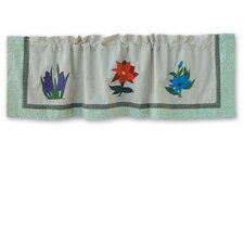 "Us Wildflowers 54"" Curtain Valance"