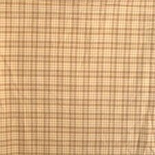 <strong>Patch Magic</strong> Brown Plaid Pillow Sham