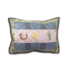 Lil Yeeehaw Crib Toss Pillow