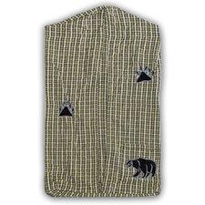 Bear Country Cotton Diaper Stacker