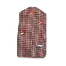 Gone Fishing Cotton Diaper Stacker