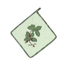 Botanical Leaf Pot Holder