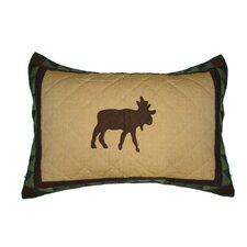 Cedar Trail Mose Pillow Sham