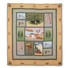 <strong>Patch Magic</strong> Lodge Fever Quilt
