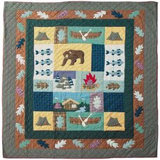 <strong>Patch Magic</strong> Cabin Quilt