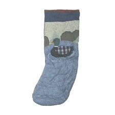 Moose Mallard Stocking