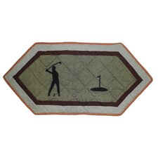 Golf Table Runner