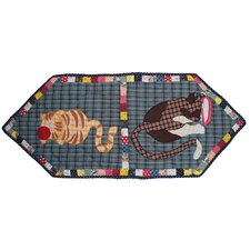 Kitty Cats Table Runner
