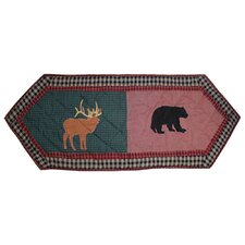 Winter Trail Table Runner
