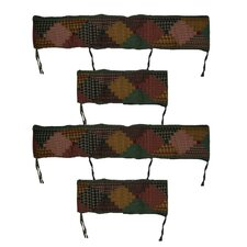 Harvest Log Cabin 4 Piece Bumper Cover Set