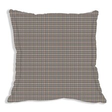 Plaid Cotton Euro Shams