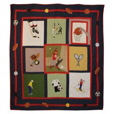 Play to Win Quilt Collection
