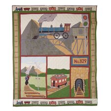 Train Quilt Collection