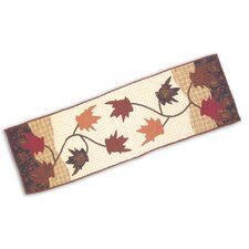 <strong>Patch Magic</strong> Autumn Leaves Table Runner