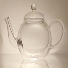 <strong>Patch Magic</strong> Double Layer Glass Teapot