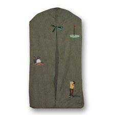 Golf Cotton Diaper Stacker
