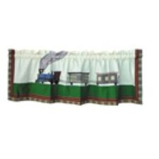 "Train 54"" Curtain Valance"