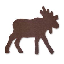 <strong>Patch Magic</strong> Cedar Moose Trail Kids Rug