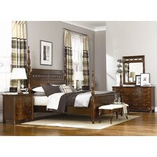<strong>American Drew</strong> Cherry Grove New Generation Four Poster Bedroom Collection