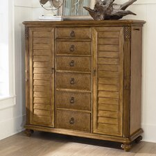 Grand Isle Dressing 6 Drawer Chest