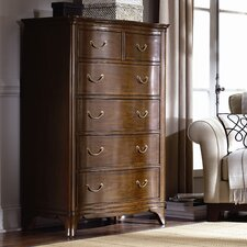 Cherry Grove New Generation 6 Drawer Chest
