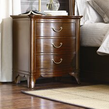 <strong>American Drew</strong> New Generation 3 Drawer Nightstand