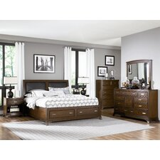 <strong>American Drew</strong> Essex Panel Bedroom Collection
