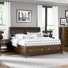 Essex Storage Panel Bed