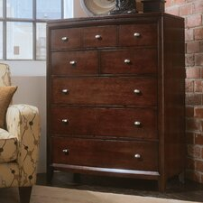 <strong>American Drew</strong> Tribecca 5 Drawer Chest