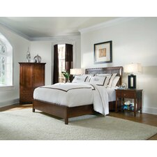 Sterling Pointe Slat Bedroom Collection