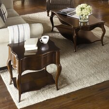 <strong>American Drew</strong> Cherry Grove New Generation Coffee Table Set